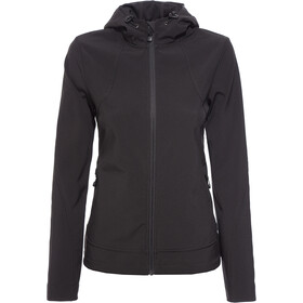 axant Alps Softshell Jas Dames, black